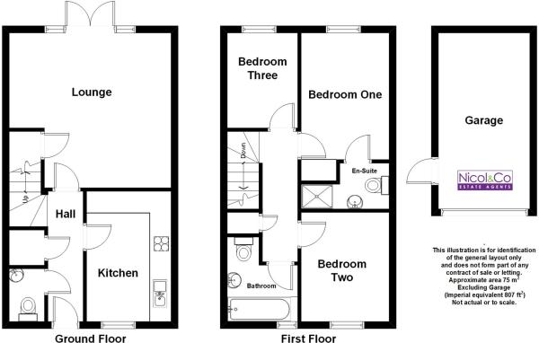 Floorplan 90 Popert
