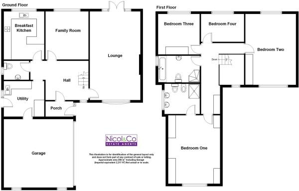 Floorplan Rosemont M