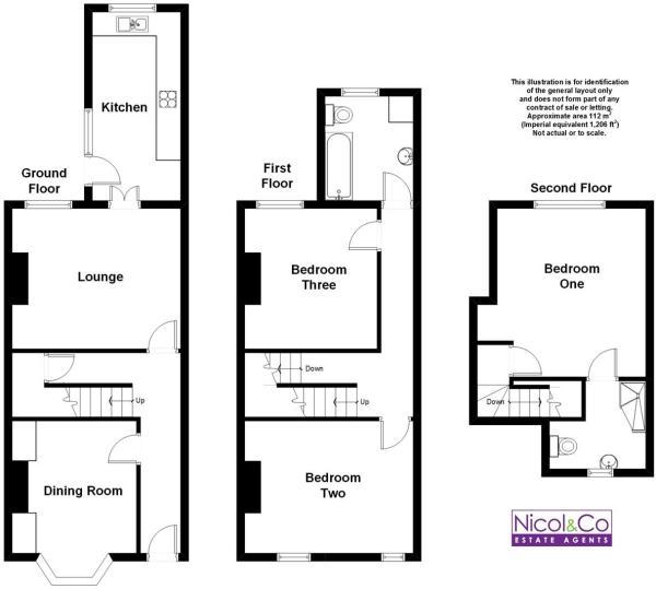Floorplan 52 St Duns