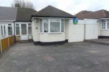 2 bedroom Bungalow to rent in Heathland Avenue...