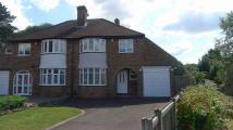 house to rent in Haselor Road, Boldmere...