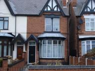 4 bed home in Florence Road...