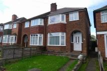 3 bedroom semi detached house in Foden Road, Great Barr...