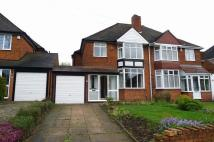 3 bed semi detached house to rent in Yateley Avenue...