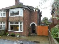 3 bed semi detached property in Park Street, York