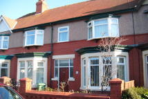 Terraced property in Agnew Road, Fleetwood...