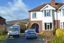 3 bed semi detached property to rent in Geraldine Road, Malvern