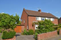 3 bed semi detached home to rent in Orford Way, Malvern