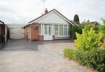 Detached Bungalow in Croft Road, Stone