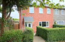 semi detached property in Manor Rise, Stone
