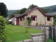 Detached Bungalow in Llandogo, Monmouthshire