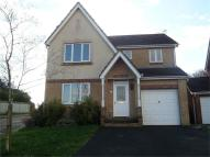 Detached house in Barnets Wood, CHEPSTOW...