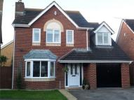 Detached house for sale in Martin Close, Rogiet...
