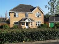 Detached house for sale in Heol Glaslyn, Caldicot...