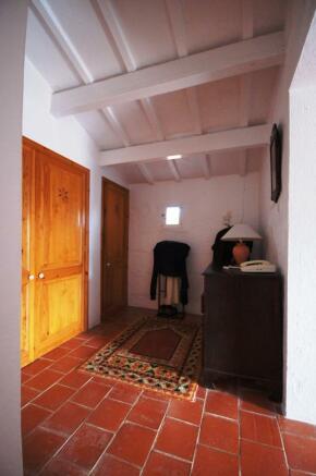 Upstairs wardrobes
