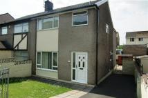 semi detached house for sale in Heol Trewilliam...