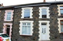 3 bed Terraced property in Graig-Wen Road, Porth