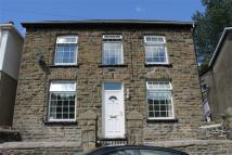 Detached home in Gynor Place, Porth
