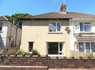 semi detached home in Heol Ton Tynybryn...