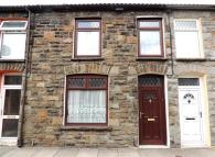 2 bed Terraced house in Whitfield Street, Pentre
