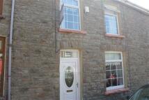 Terraced property in Caroline Street...