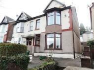 3 bedroom semi detached property in Vicarage Road, Penygraig...