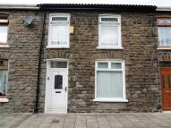 3 bed Terraced house in Volunteer Street, Pentre