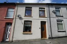 Terraced home for sale in Chapel Street, Tonypandy