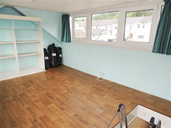 Attic Room (with