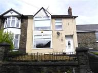 Terraced property in Court Street, Tonypandy