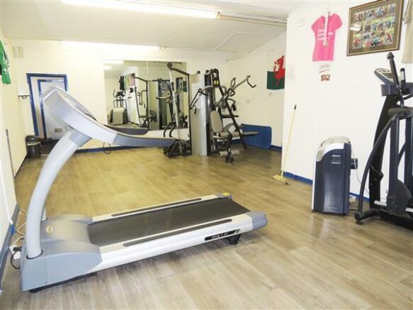 Main Office/Gym/Shop