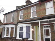 Terraced house in Penshurst Road...