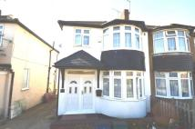 semi detached property to rent in Caterham Ave, Clayhall