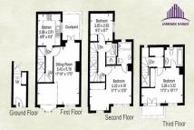 semi detached house to rent in Peony Court...