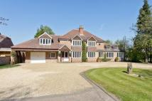 5 bed Detached home in Tithe Barn Lane...
