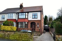 semi detached house for sale in Claremont Road, Salford