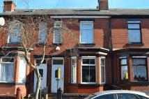 3 bed Terraced house in Ashbourne Road, Eccles