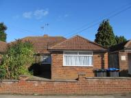 2 bed Detached Bungalow to rent in Victoria Close...