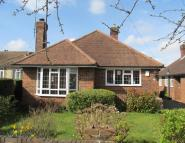 Detached Bungalow in Lynton Close...