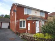 2 bed semi detached house in Cae Glas, Cwmavon...