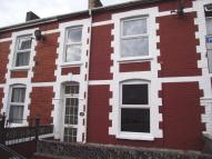 Terraced property in Tydraw Street...
