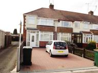 3 bedroom End of Terrace house to rent in HALLAM ROAD, Coventry...