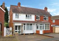 2 bed semi detached house in Holly Grove, Bromsgrove...