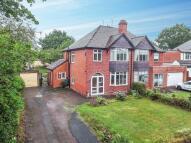 semi detached home for sale in St. Godwalds Road...