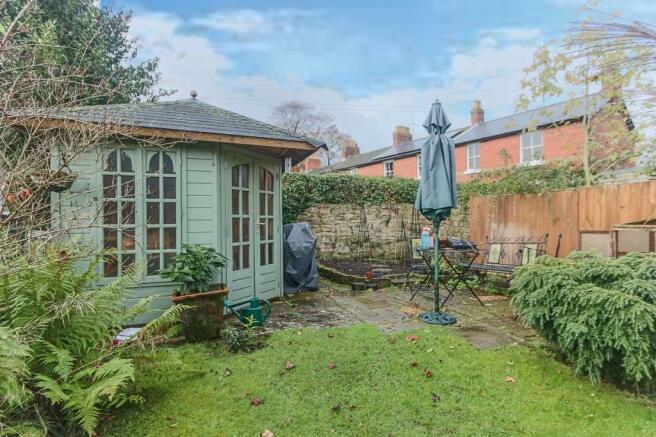 Front Garden - As...