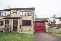 semi detached home in 45 Sunnybank, Denby Dale...
