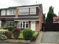 semi detached house to rent in Catterall Avenue...