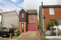 Detached home to rent in Springfield Road...