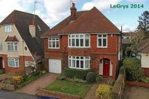 Detached house to rent in Doric Avenue...