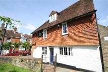 Terraced house to rent in Church Road, Rotherfield...